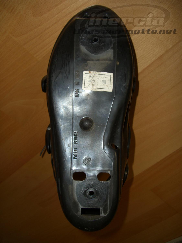 Shell bottom, 188mm mount spacing