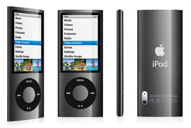 iPod Nano fifth generation